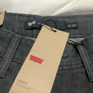 NWT! LEVI  jeans